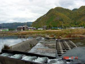 大枝堰堤 (2)